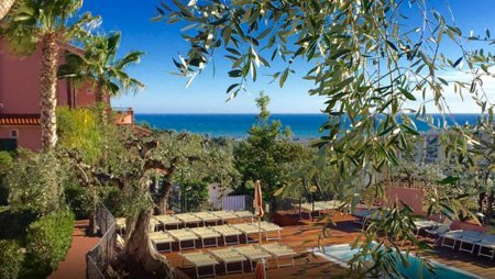 Villa Giada Resort Imperia