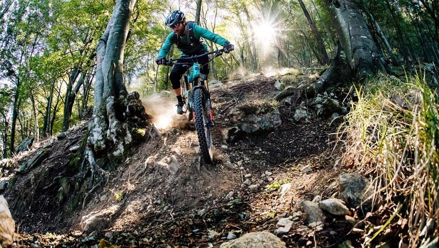 Punta Ala mtb trails