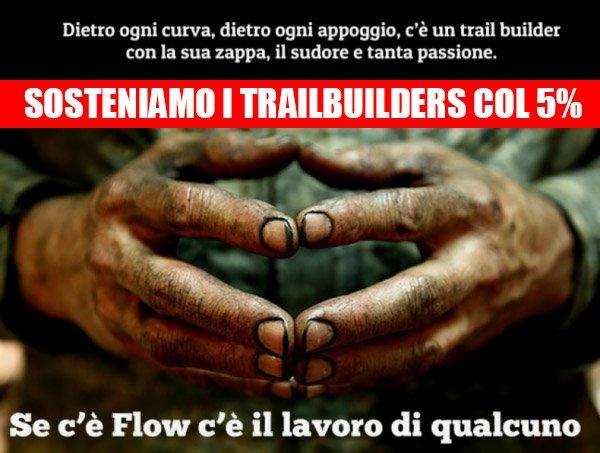 sosteniamo i trailbuilders